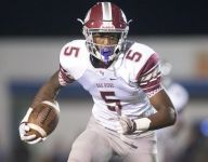 Countdown to Under Armour All-America Game: WR Tee Higgins