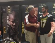 Brahms claims jersey for Army All-American Bowl