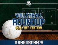 #ArgusPreps volleyball roundup: Playoff edition (Nov. 1)