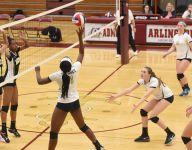 Lourdes volleyball skips along in playoffs