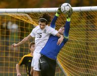 Athena edges HF-L in boys soccer state qualifier