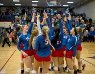 Undefeated Falcons cruise to 28th win