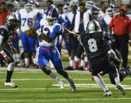 Woodlawn's Josh Mosley scores with Taco Bell