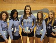 Airline, Ruston fall in volleyball openers