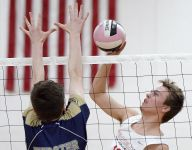 Penfield, Victor, Brighton advance in volleyball