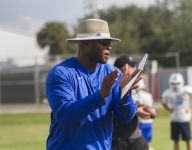 Crudup making progress with Canterbury football