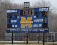 Week 10 high school football scoreboard, Nov. 1-6