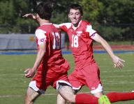 Big second half from Maher gives Somers regional title