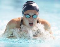 Estero's Faunce wins two gold medals at Class 3A meet