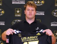 Lipscomb's Rutger Reitmaier to play in US Army All-American Bowl