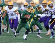 Alexander wins first Section V football title