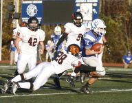 Football: Haldane gets momentum then revenge vs. Tuckahoe