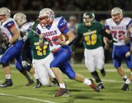 HS football: Derek O'Connor leads Roncalli to third straight sectional title
