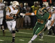 Floyd Central can't keep up with Castle in sectional final