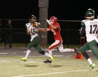 HS football: Zionsville's offense outpaces Plainfield for sectional title