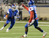 Exciting finishes wrap up prep football regular season