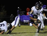Bell scores 4 second-half TDs to complete Cane Ridge's rally