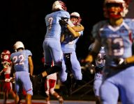 Glendale (Mo.) QB Alex Huston, nation's leading passer, throws for 715 yards, 9 TDs