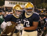 HS football: Markese Stepp's TD propels Cathedral past Lawrence Central in OT