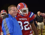 Pace's Johnson ends prep career in record-wowing way