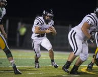Lisenbee, Young rush for 1,000 yards