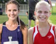 Maggie Farrell, Ava Strenge win cross country state titles