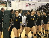 Verot volleyball's season comes to an end in state semis