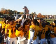 Football: Detroit King, Country Day roll to district titles