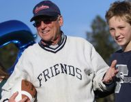 HS roundup: Friends' Tattersall earns 300th win