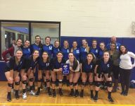 Millbrook volleyball stays loose, wins Class C title