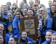 Carmel girls swimming: A rising tide that lifts all Indiana programs