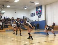 Volleyball: Ossining bows out in Class AA regional semifinal