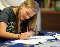 South Salem's Hannah Hersh signs to play soccer at Corban