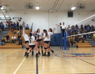 Pawling volleyball marches past Millbrook after slow start
