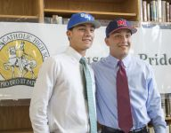 Catholic baseball's 'Captain America' signs with Ole Miss