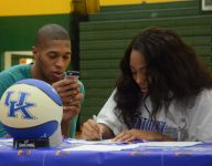 Hillsboro's Dorie Harrison carries on family's college sports tradition
