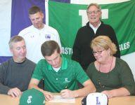 Lakeview's Jones signs to play baseball at EMU