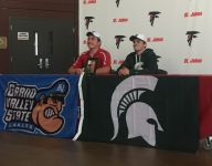 St. Johns golfers ink with MSU, GVSU on Signing Day