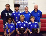 VSDB rebounds to win first national goalball crown