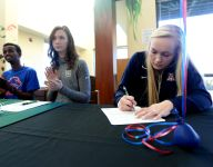 Five D1 signees among eight who sign from West Salem
