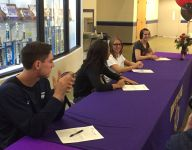 Spanish Springs celebrates students signing for college