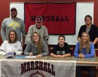 Marshall's Tucker signs with Embry-Riddle basketball