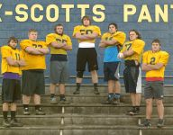 Offensive line key to success for Climax-Scotts