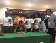 "Dunbar's Patterson inks with LSU, vows to get Tigers ""back to states"""