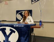 Dixie's Aspen Welch signs with BYU gymnastics, DSU announces several signings