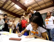 Evina Westbrook signs with Tennessee