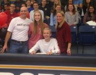 Rams' Stanek signs with Davidson