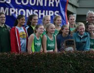 All-state efforts highlight state cross country meet.