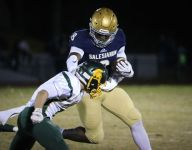 Sallies ensures playoff spot with win over St. Mark's