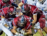 Blackhawks bounced from the playoffs by Redlands 24-10